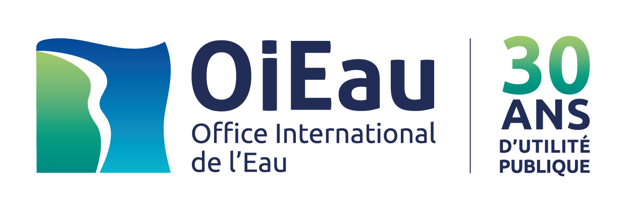 Logo : OFFICE INTERNATIONAL DE L'EAU