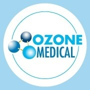 Logo : OZONE MEDICAL / UNI'VERT PARTNERS